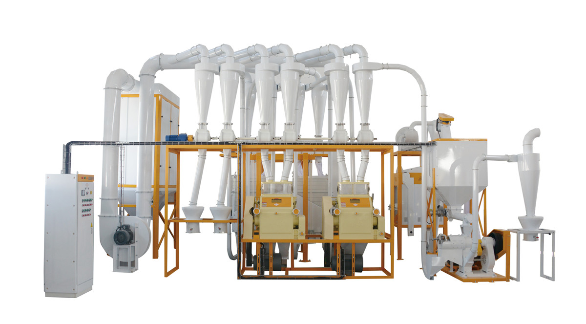 Maize Flour Milling Plant Special for Kenya, Zambia Market