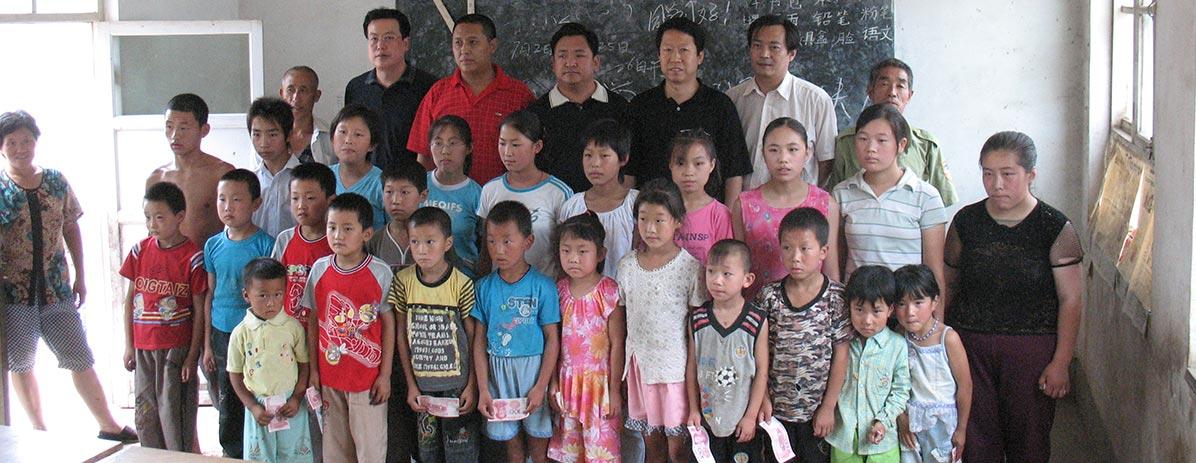 Doação em Educação para Retribuir à Sociedade