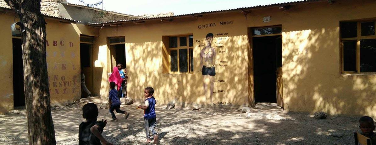 Construir Escola para a Vila