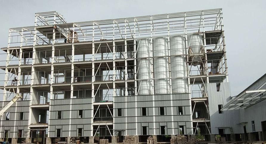 Camarões 200 toneladas/dia  Projeto de Trigo em Regime de EPC