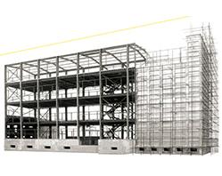 Em 2008, a Pingle desenvolveu independentemente uma nova instalação de moagem de farinha do tipo de edifício com estrutura totalmente em aço para o mundo.