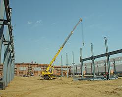 Em 2012, a construção do projeto de expansão da linha de produção de equipamentos de processamento de cereais foi oficialmente iniciada.