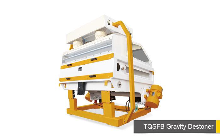 TQSFB Gravvity Destoner