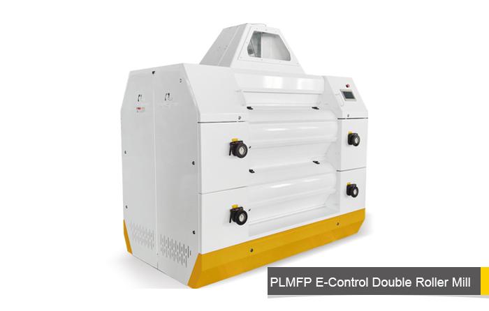 PLMFP E-Control Double Roller Mill